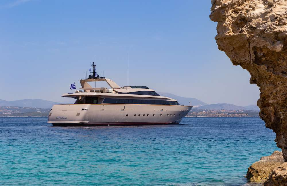 Image of CHRISTINA V yacht #9