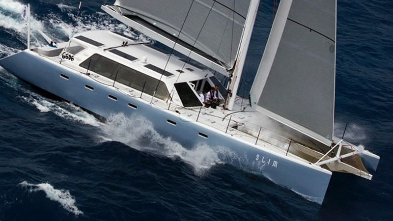 Main image of SLIM yacht