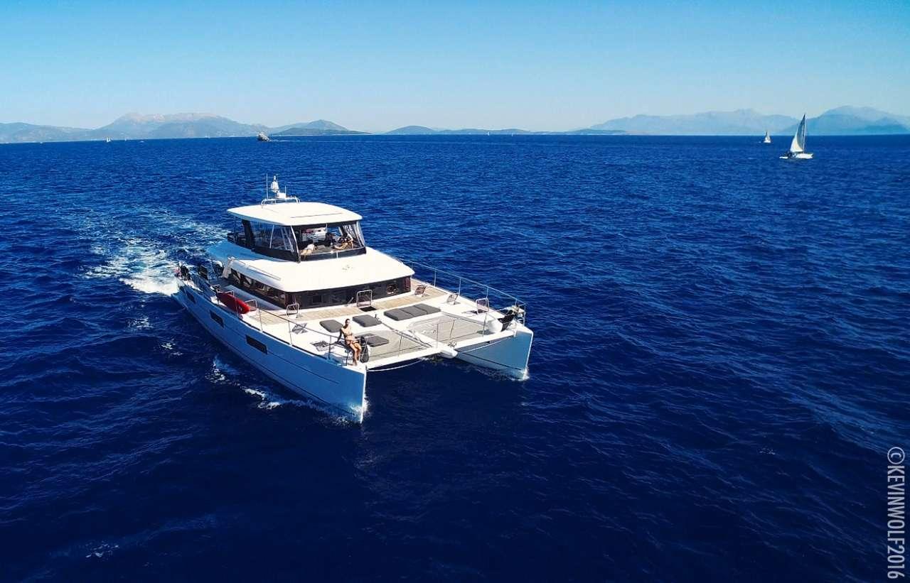 Image of CUTE LITTLE CAT yacht #18
