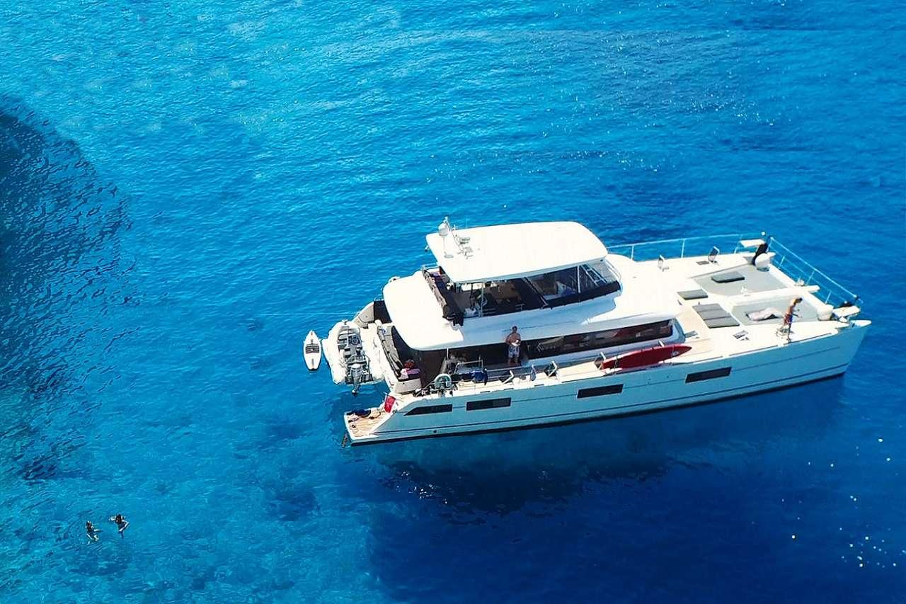 Image of CUTE LITTLE CAT yacht #19