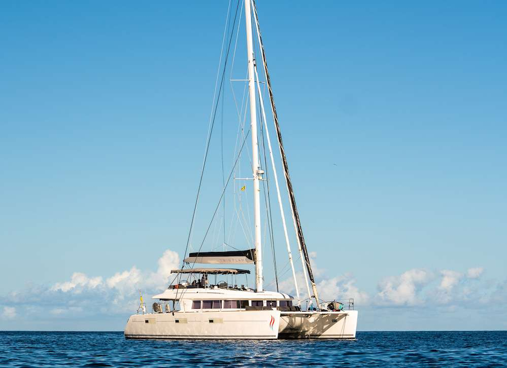 Main image of TWIN FLAME yacht