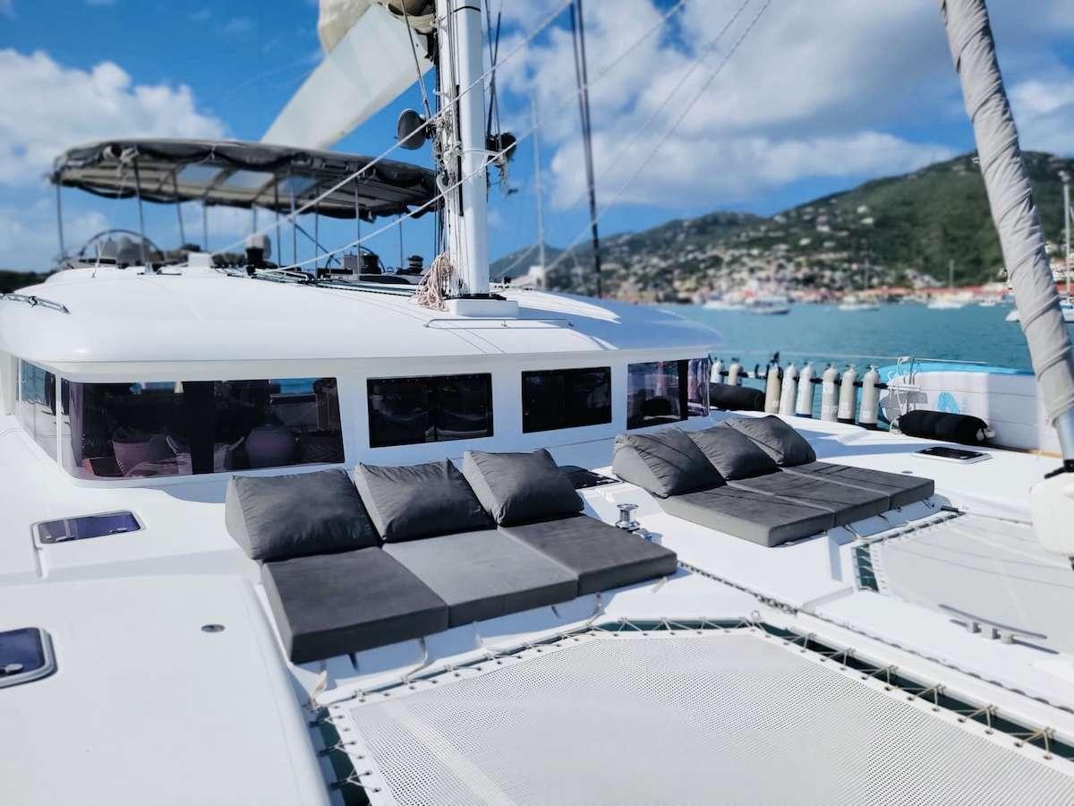 SPLIT SECOND yacht image # 10