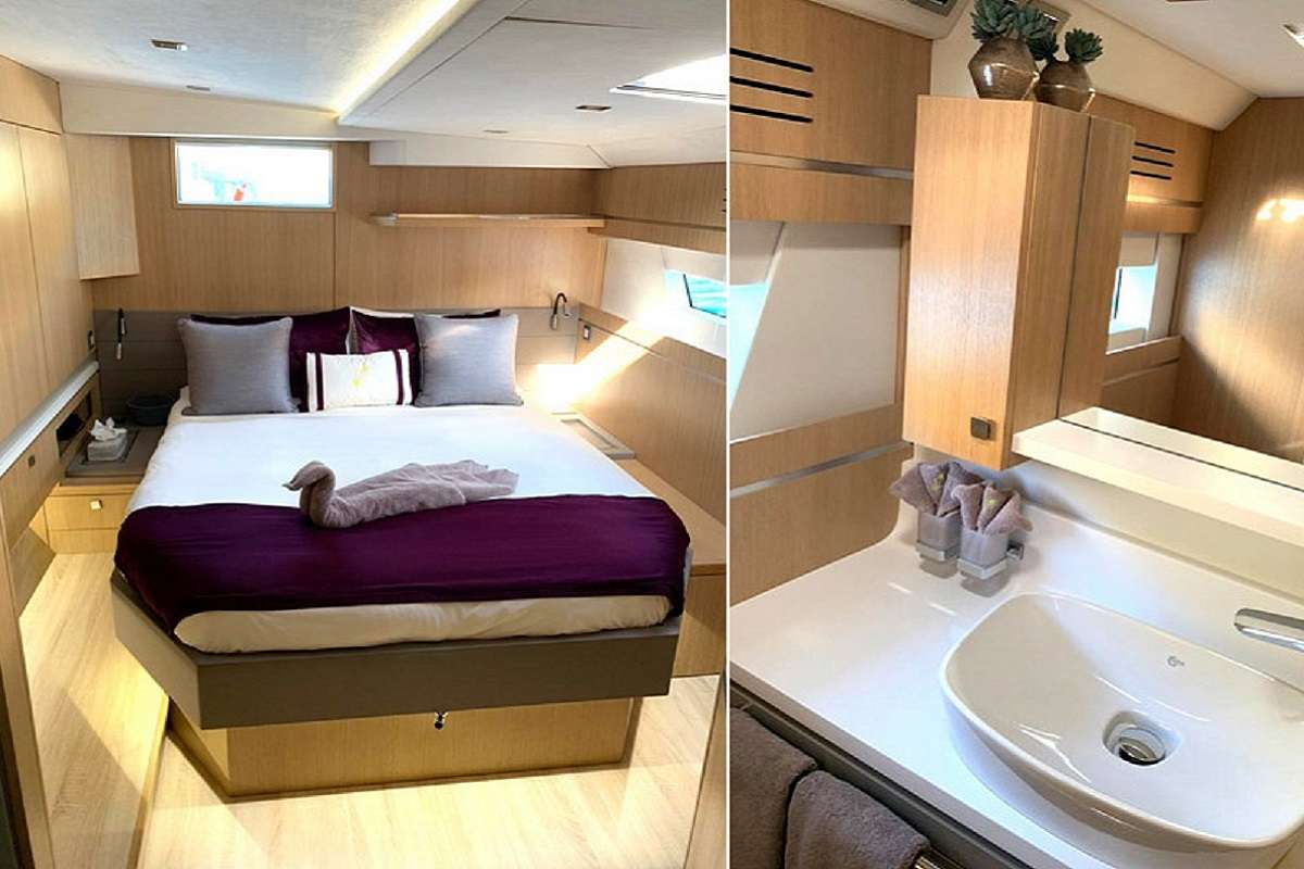 Image of NAMASTE yacht #16