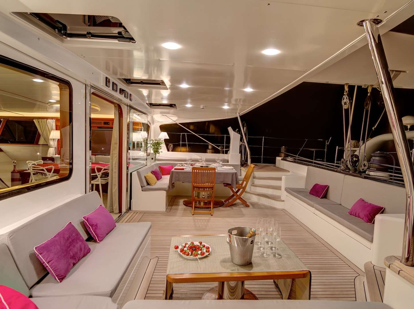 AZIZAM yacht image # 3