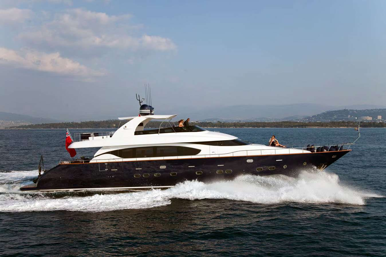 Main image of ASHA yacht