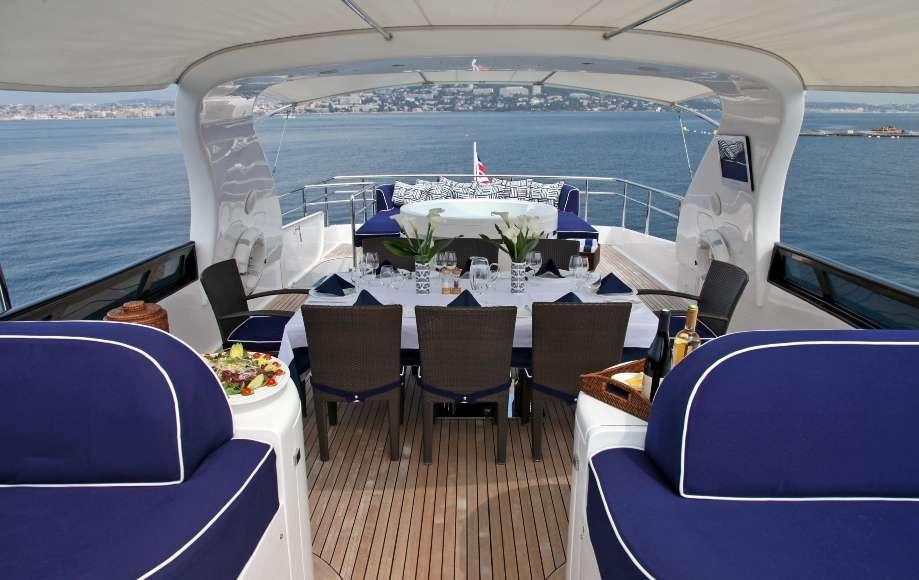 Image of ASHA yacht #10