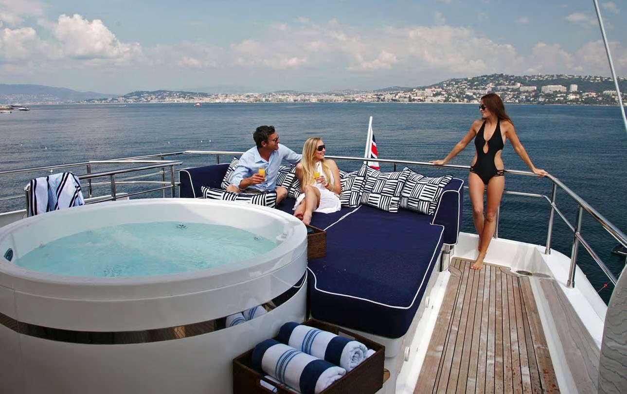 Image of ASHA yacht #13