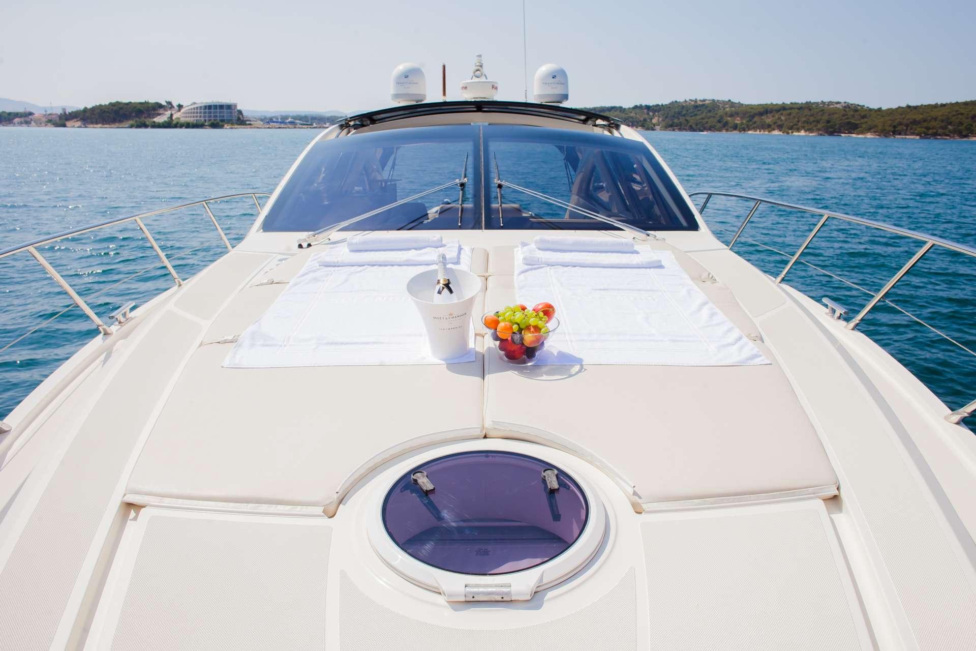 Moonraker   my Croatian Yacht Charter