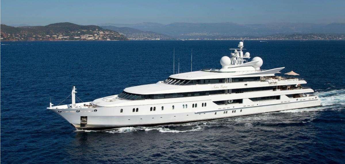 INDIAN EMPRESS yacht image # 9
