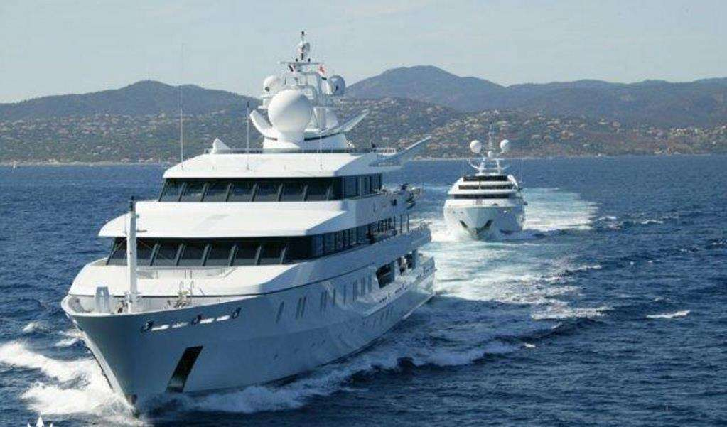 INDIAN EMPRESS yacht image # 10