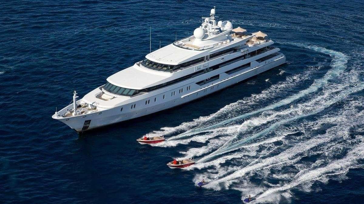 INDIAN EMPRESS yacht image # 13