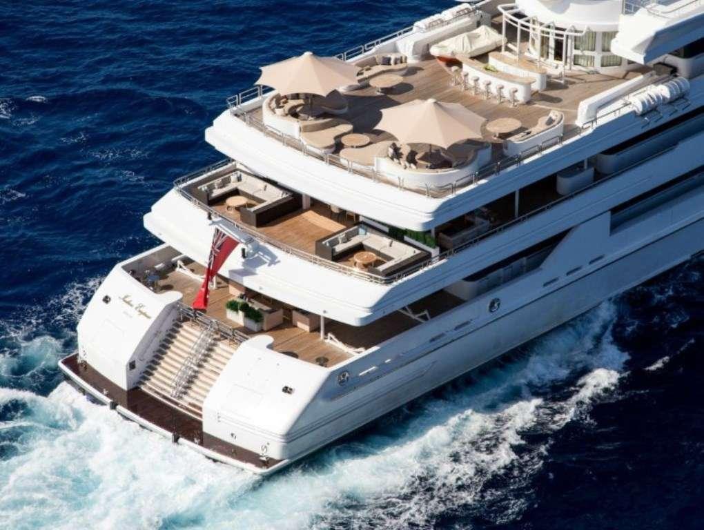 INDIAN EMPRESS yacht image # 4