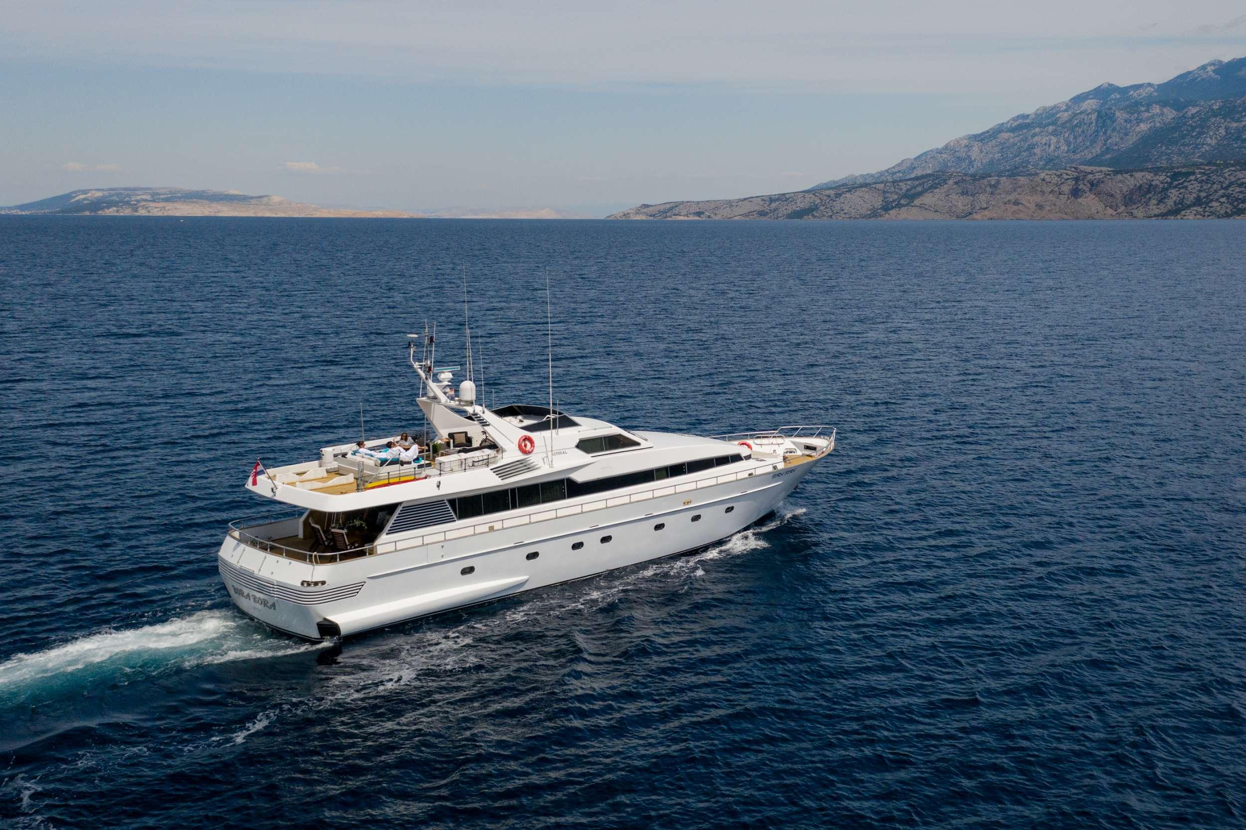 Image of Bora Bora yacht #2