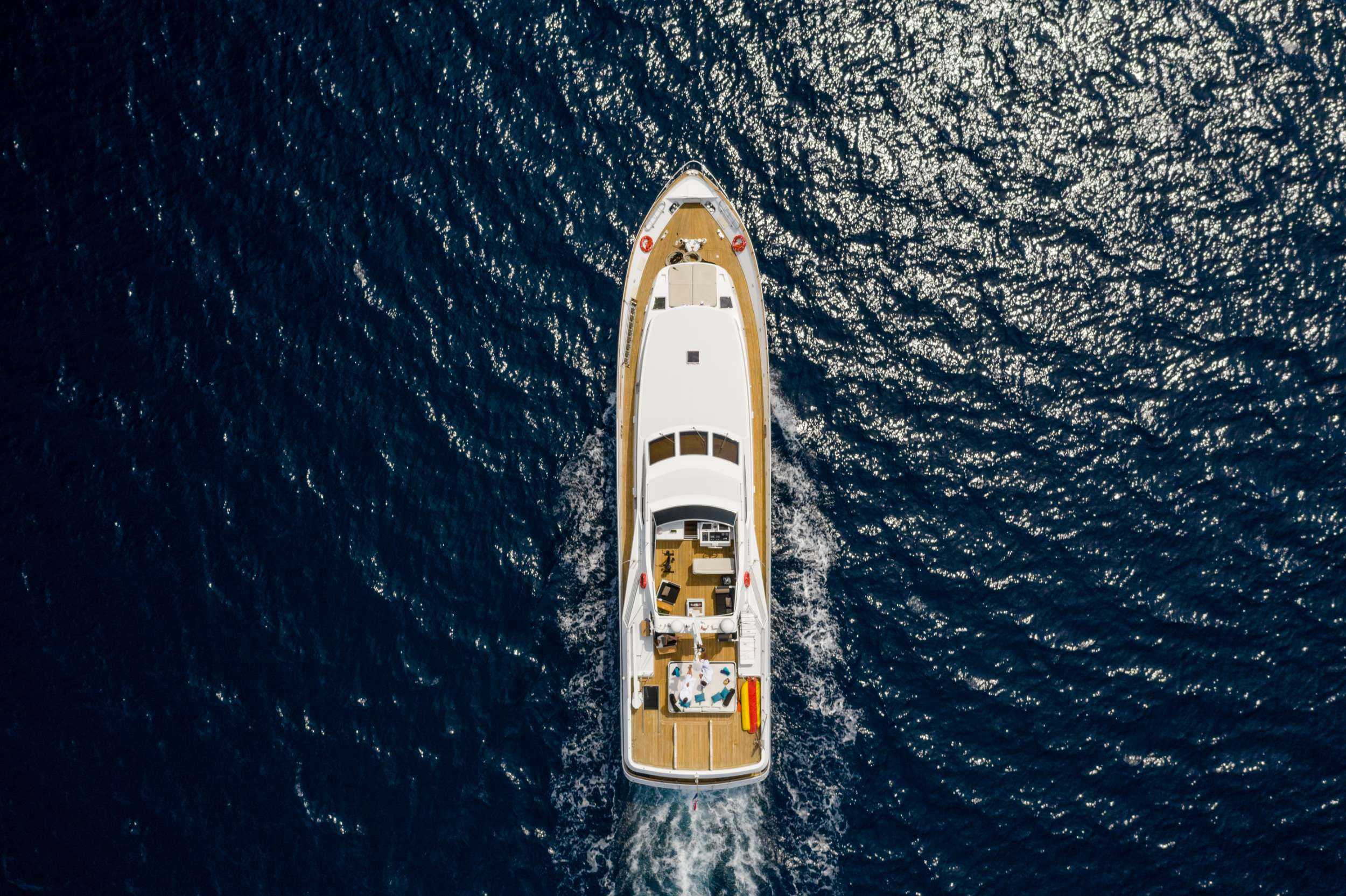 Image of Bora Bora yacht #5