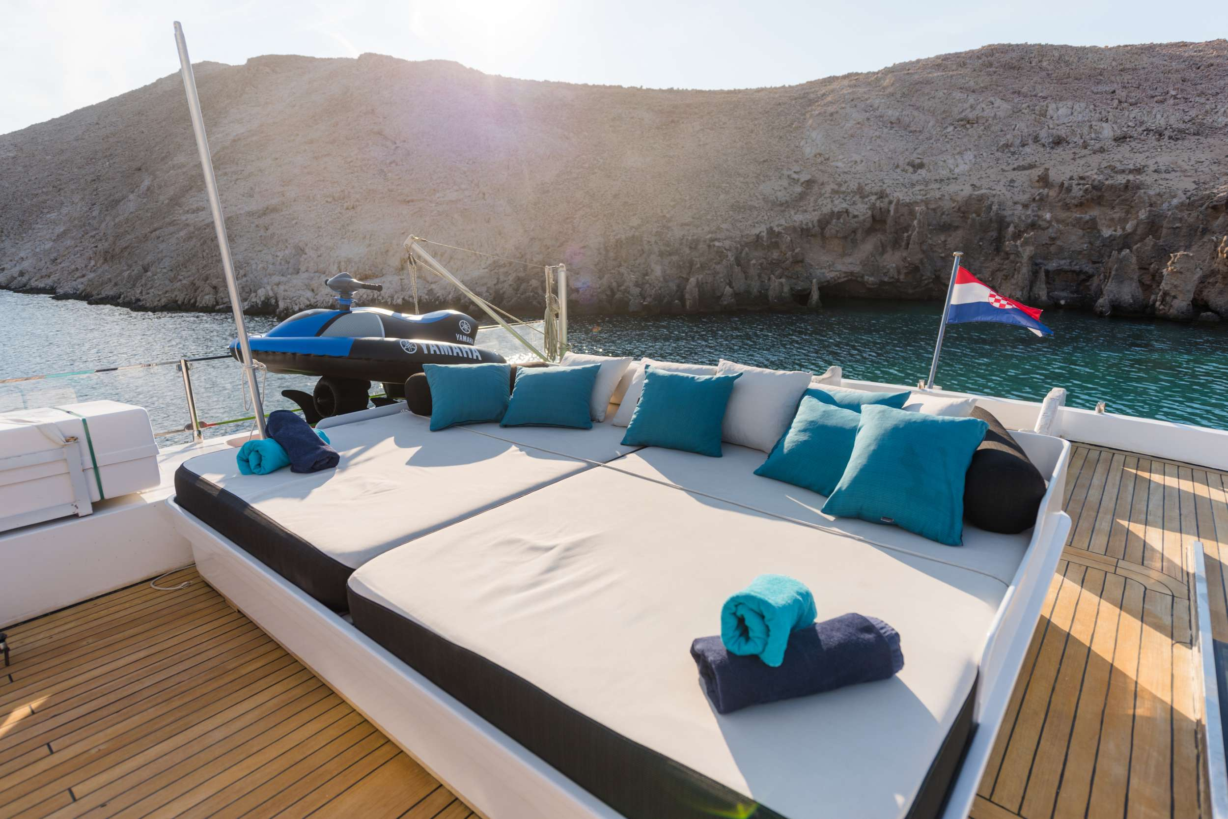 Image of Bora Bora yacht #9