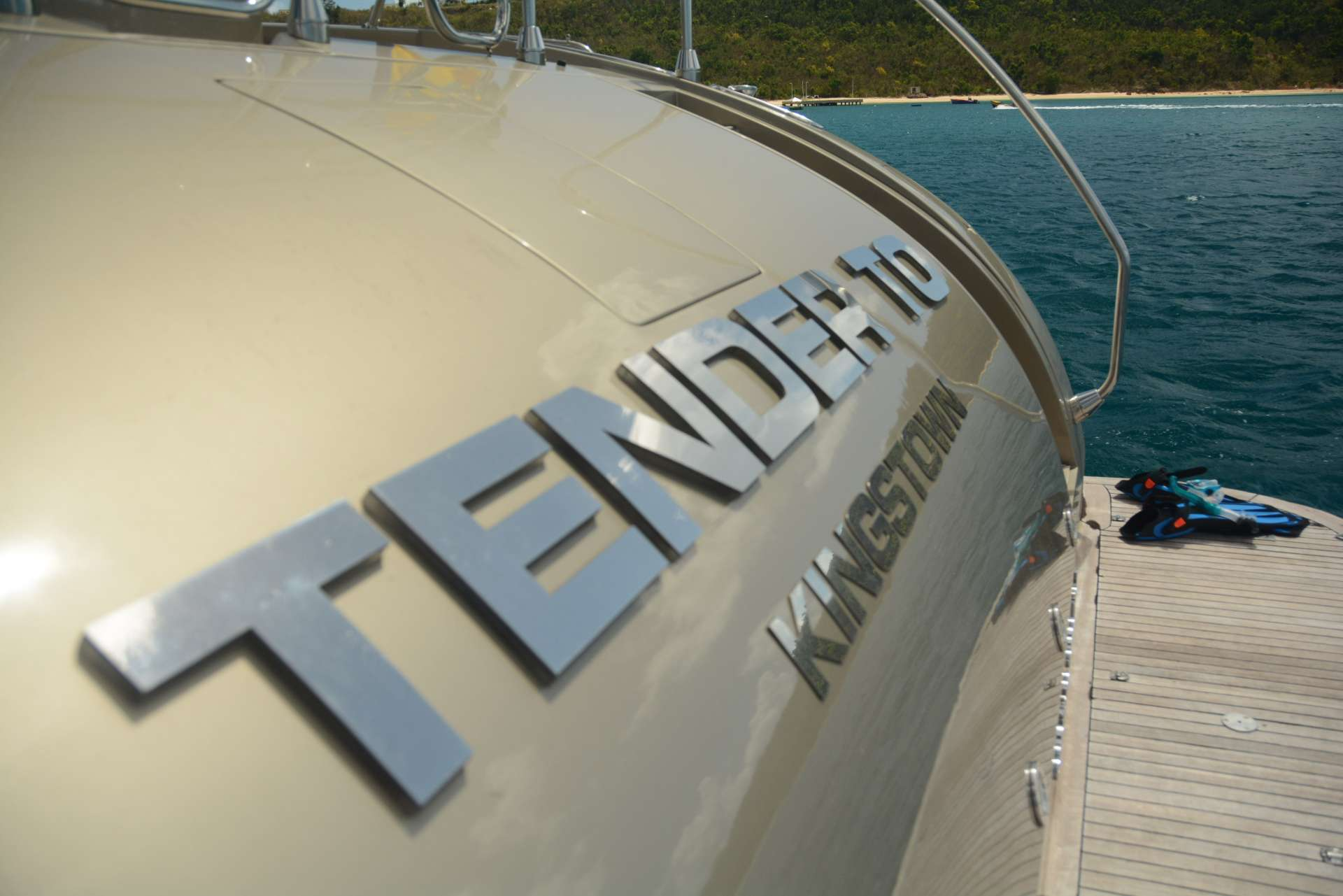 Image of TENDER TO yacht #19