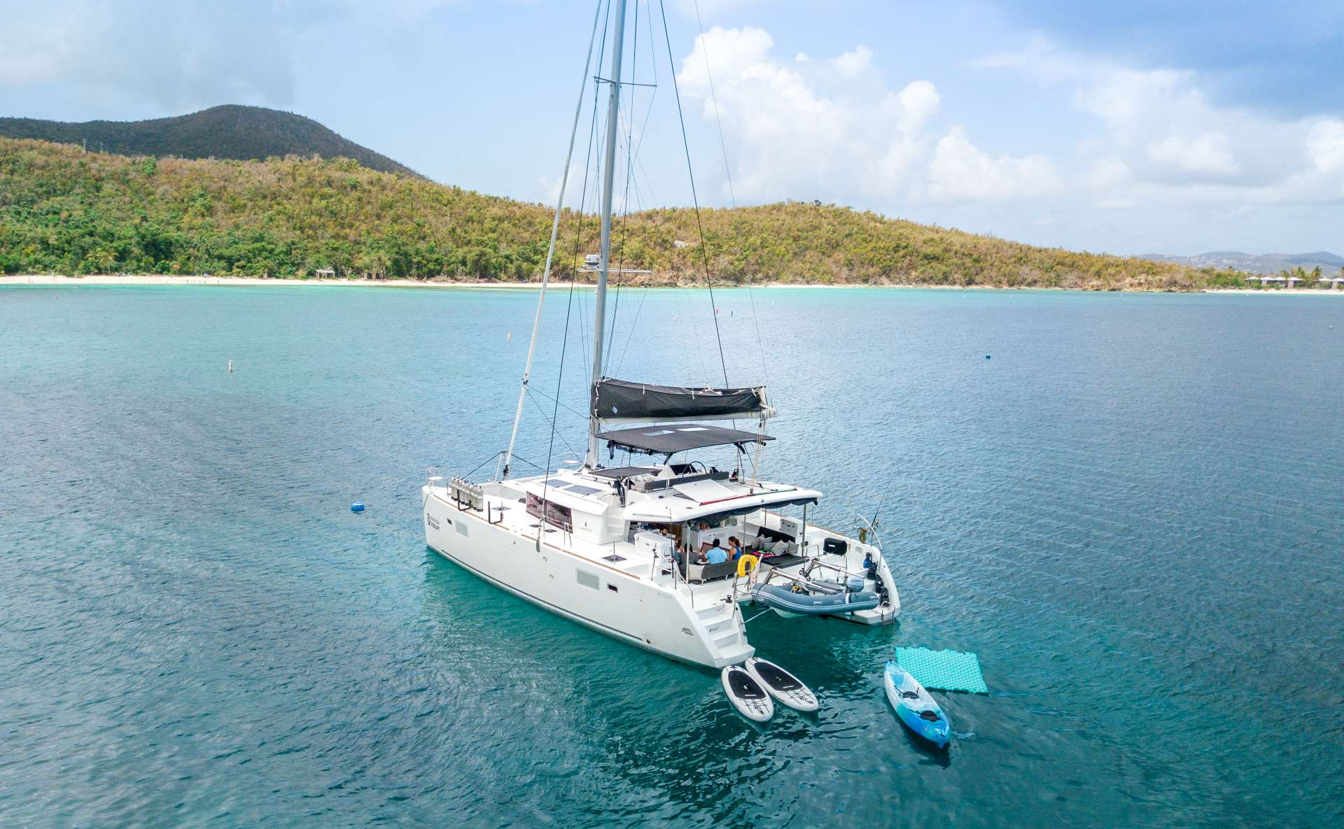 Image of FLOATATION THERAPY yacht #16