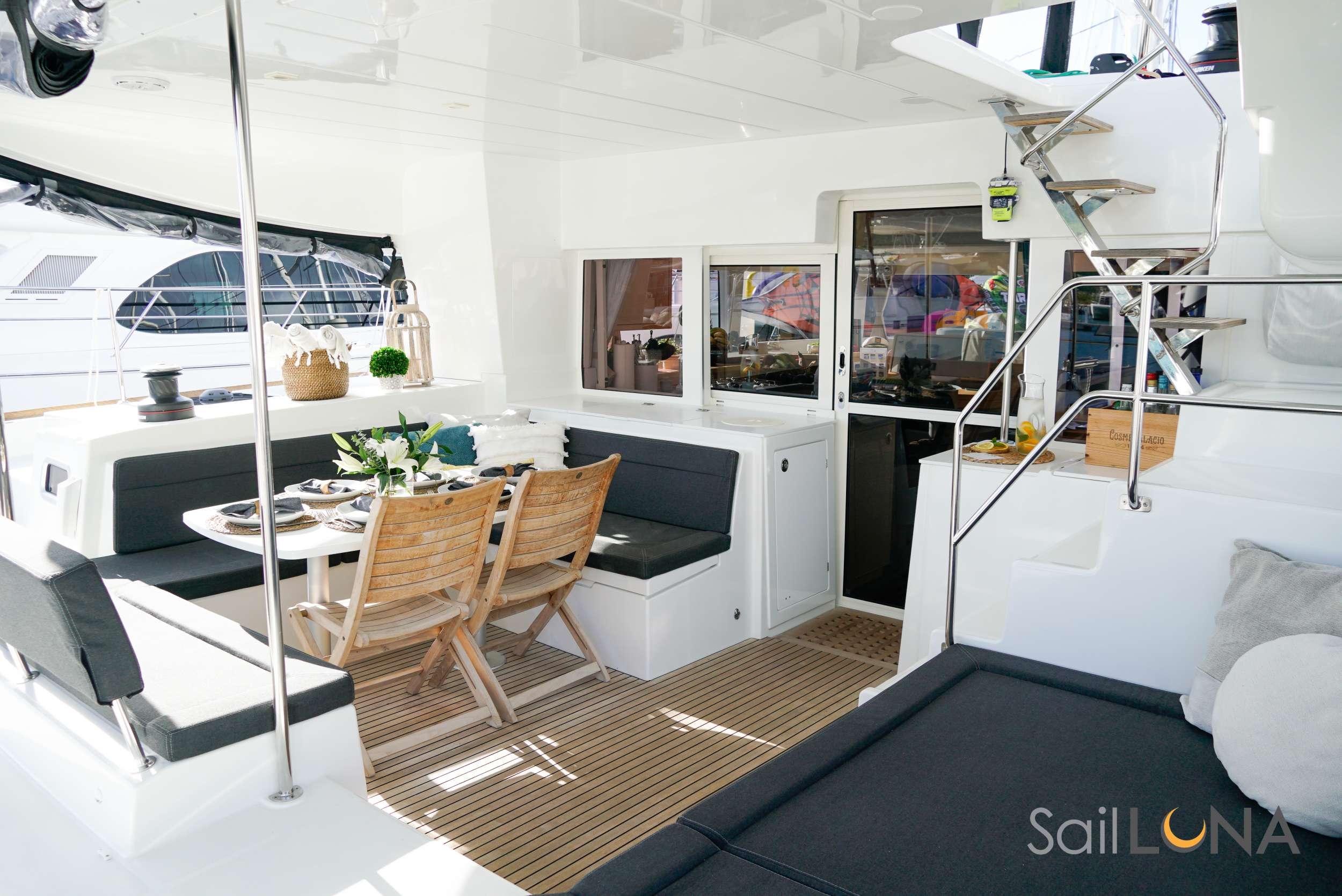 Image of LUNA yacht #3