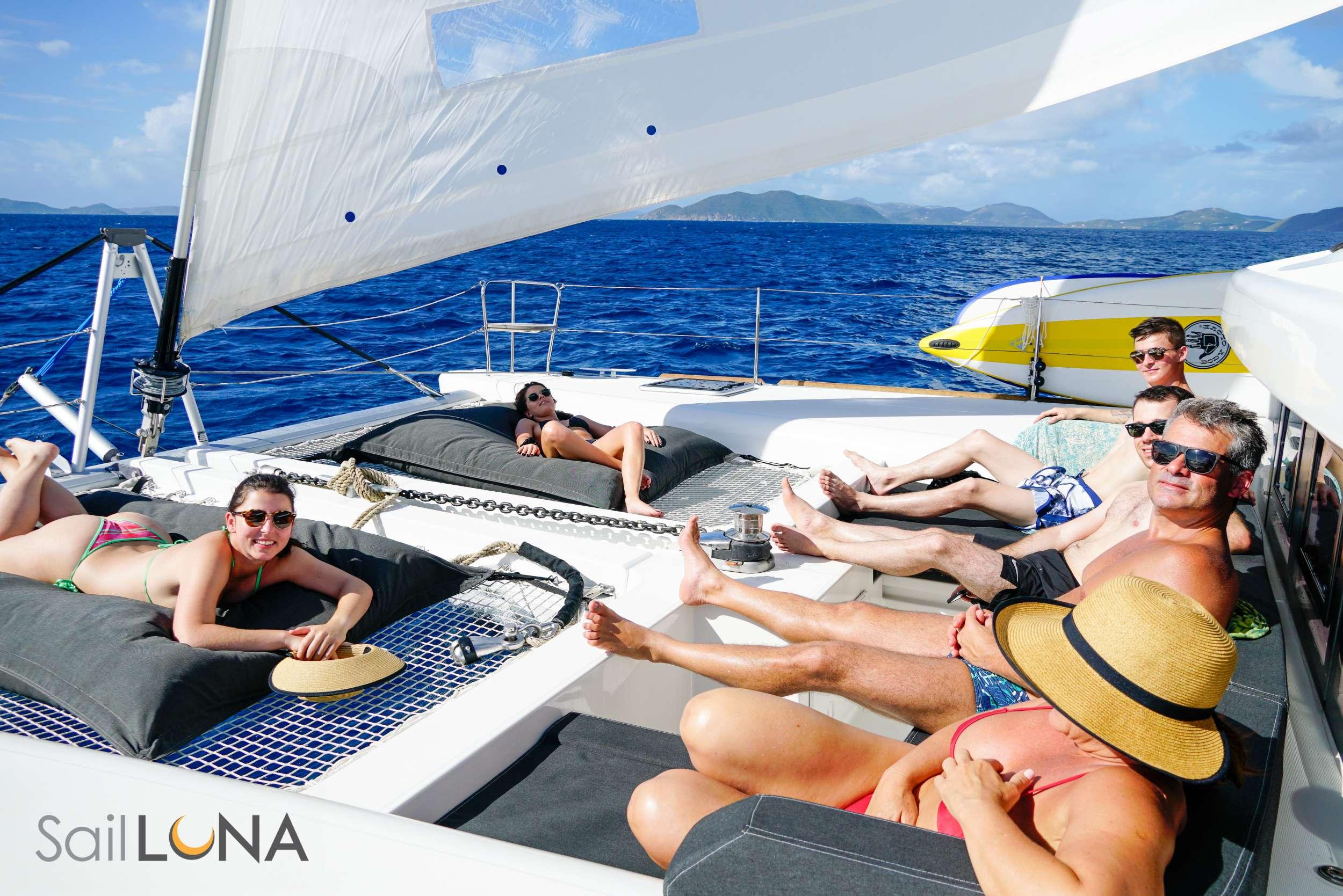 Image of LUNA yacht #5