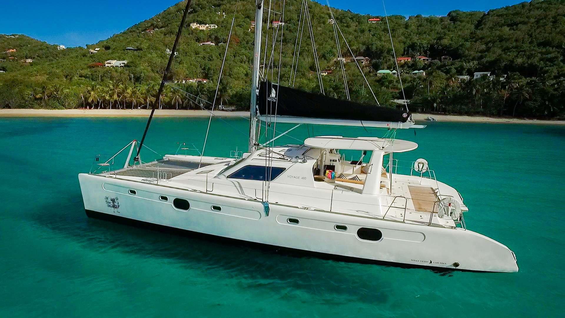 Main image of VOYAGE 480 yacht