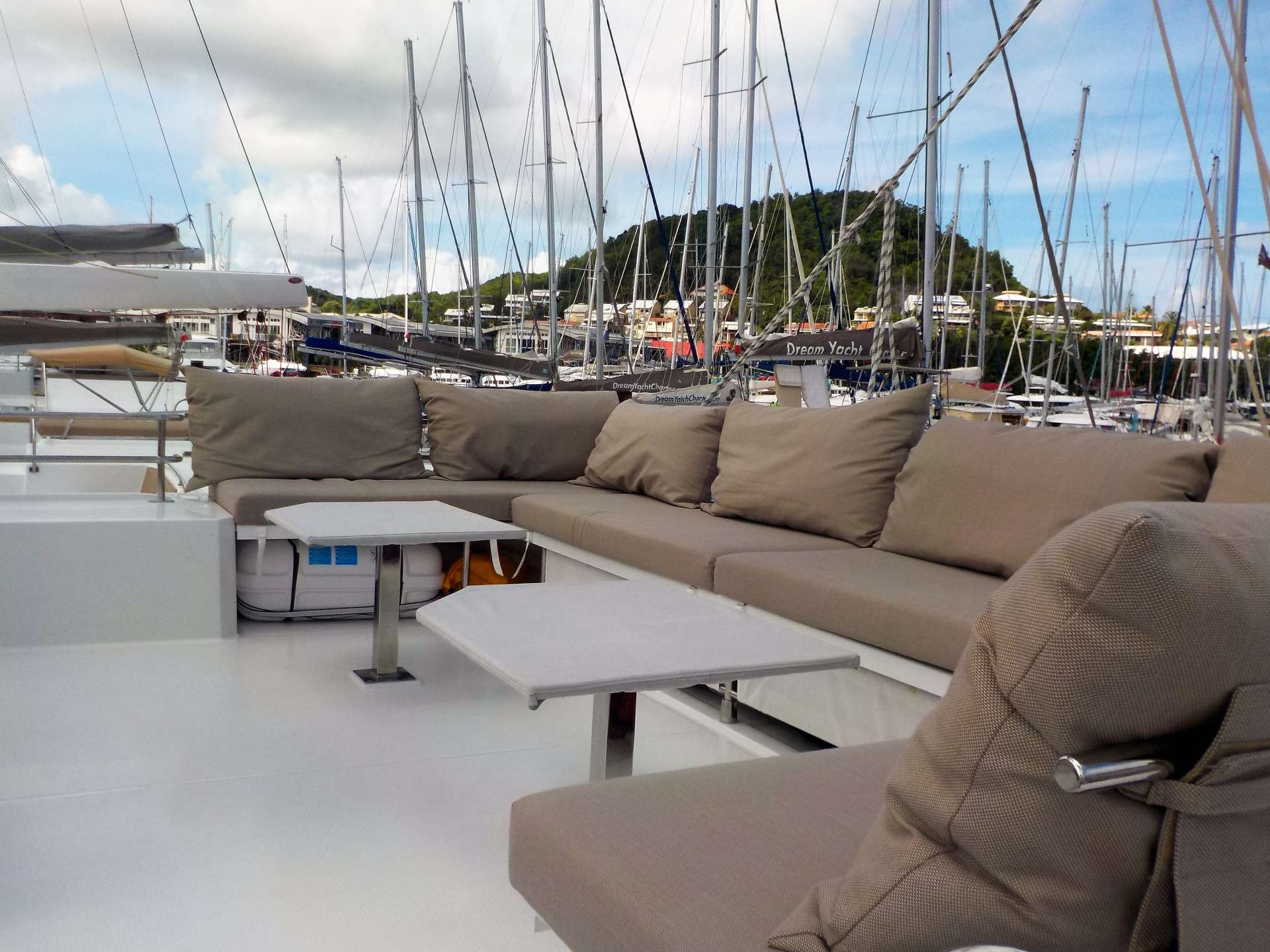 Image of Dream Canouan yacht #16