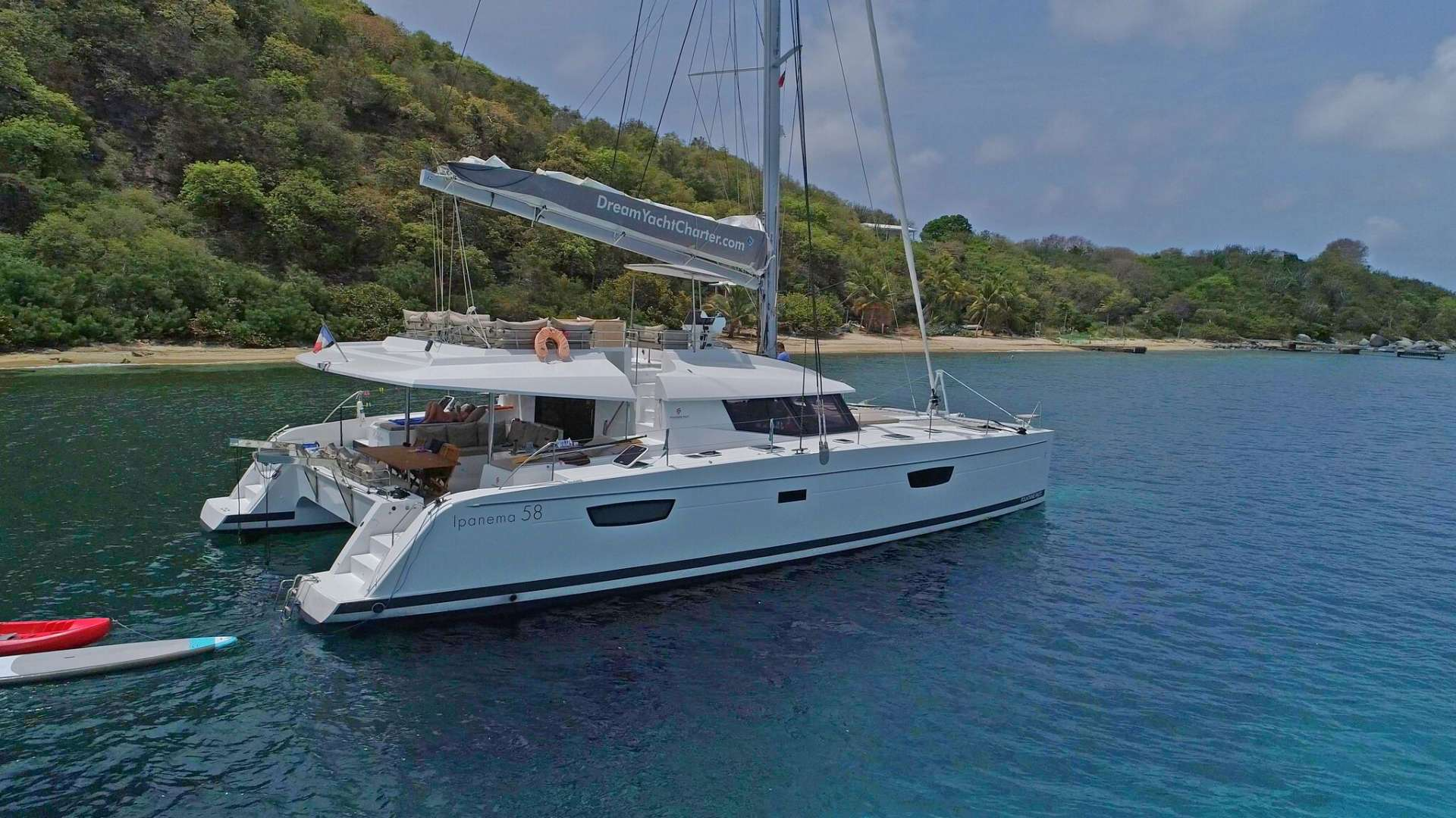 Image of Dream Canouan yacht #5
