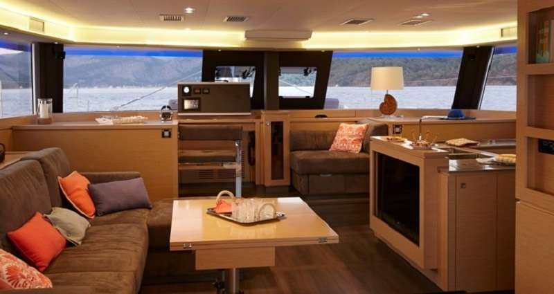 Image of Dream Canouan yacht #6