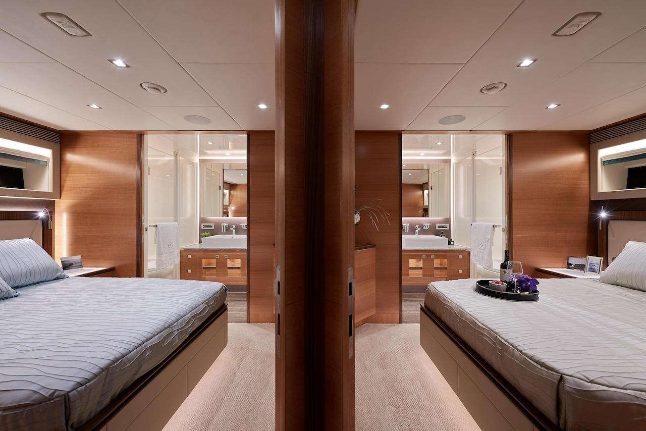 SEAGLASS 74 yacht image # 13