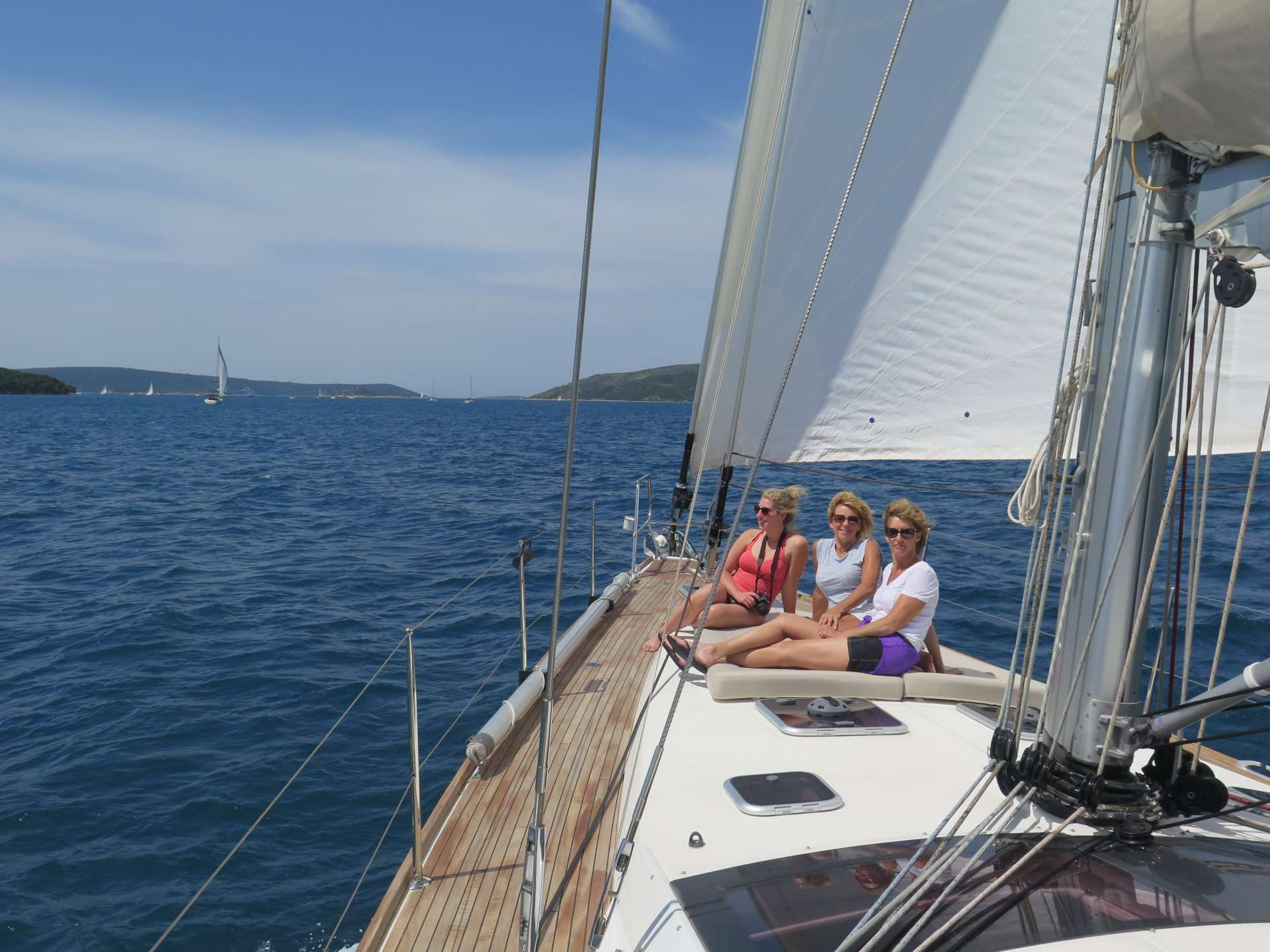 BLACK PEARL | my Croatian Yacht Charter