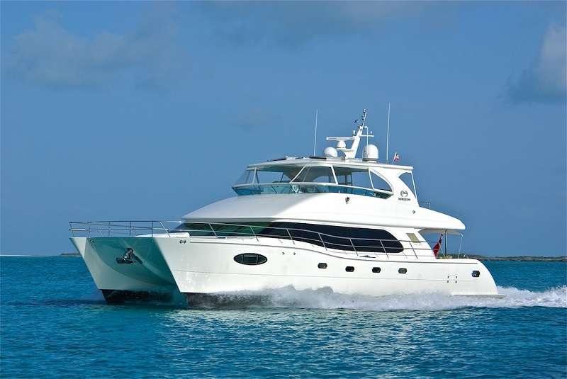 BLUE HORIZON yacht image # 8