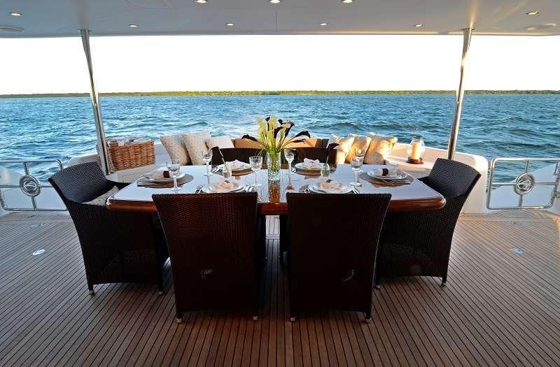 BLUE HORIZON yacht image # 11