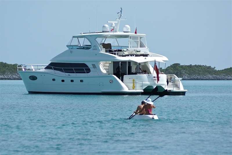 BLUE HORIZON yacht image # 13