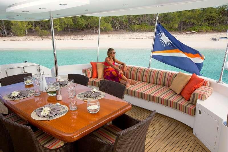 BLUE HORIZON yacht image # 2