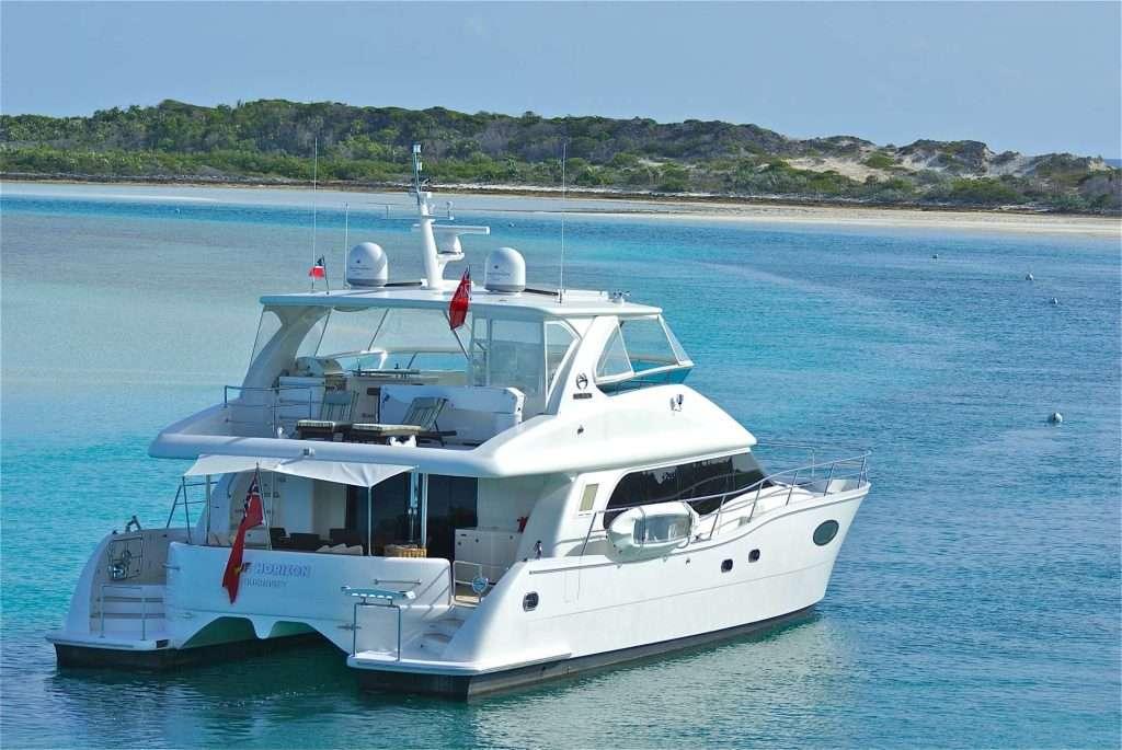 BLUE HORIZON yacht image # 3