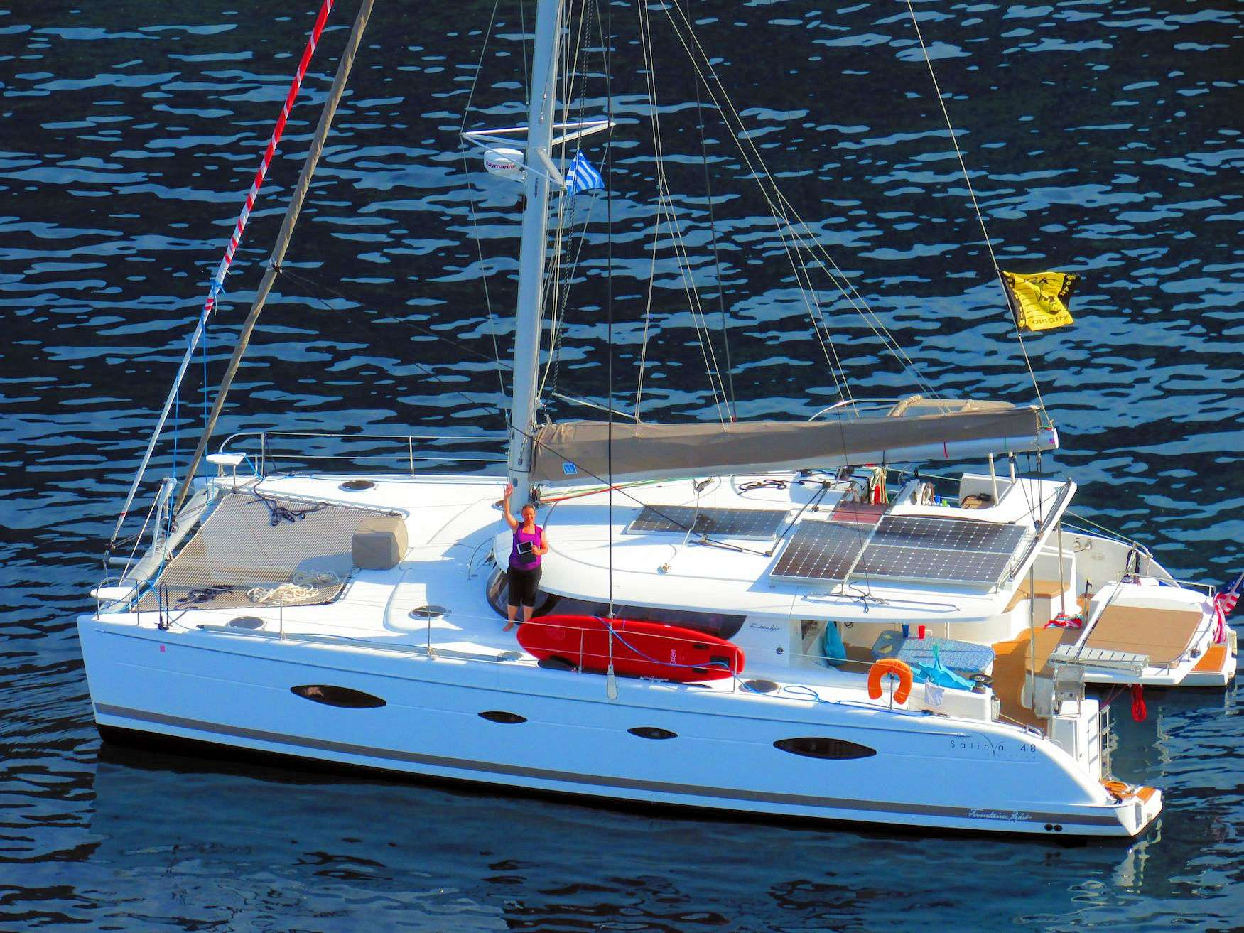 Image of MY CHERIE AMOUR yacht #12