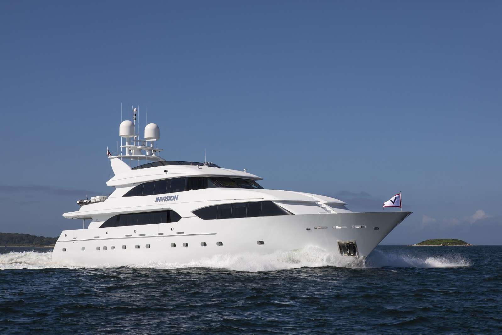 Main image of INVISION yacht