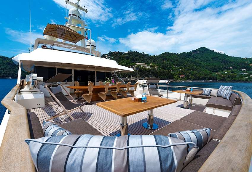 Image of Cloud Atlas yacht #13