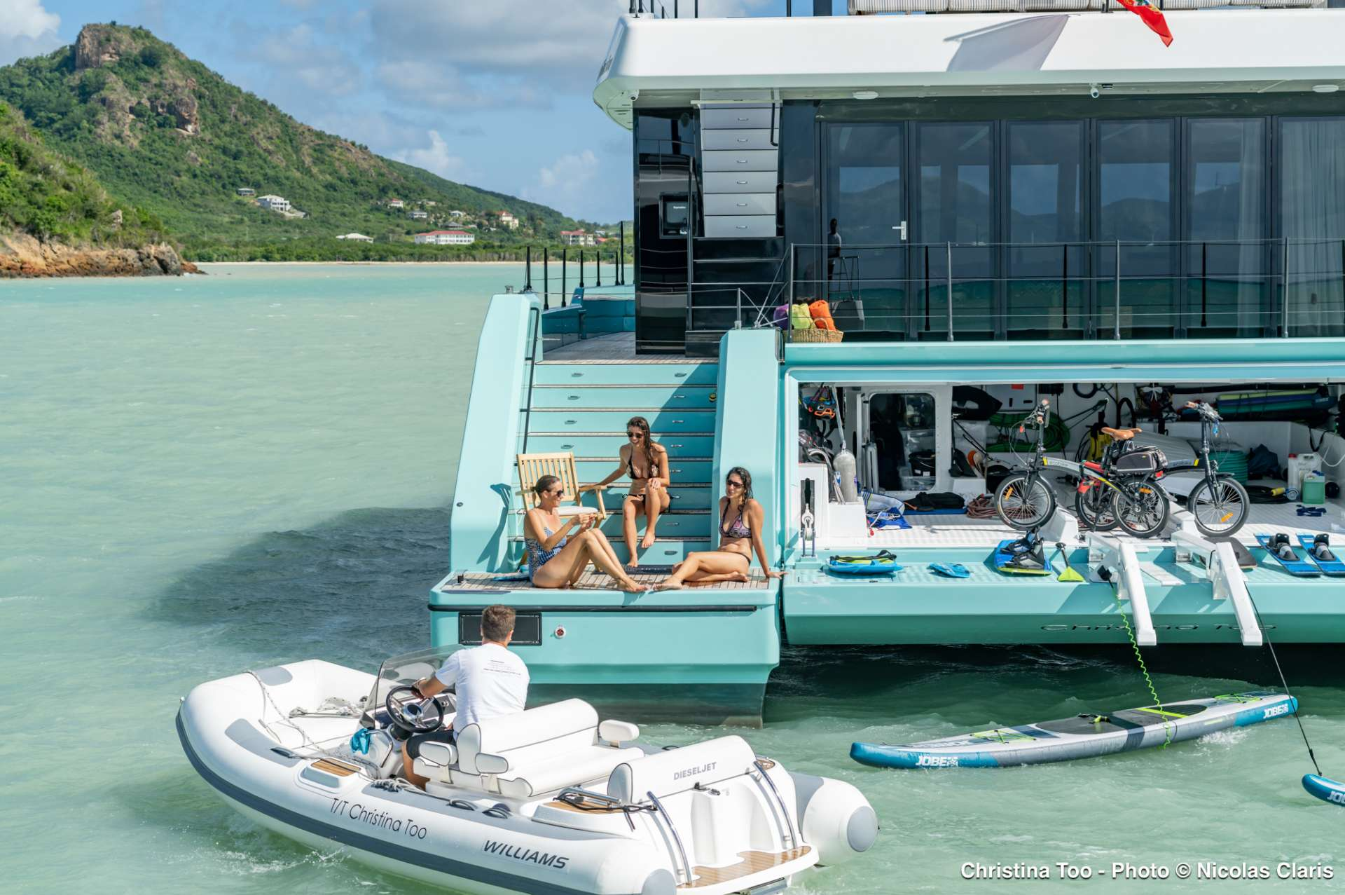 Image of CHRISTINA TOO yacht #16