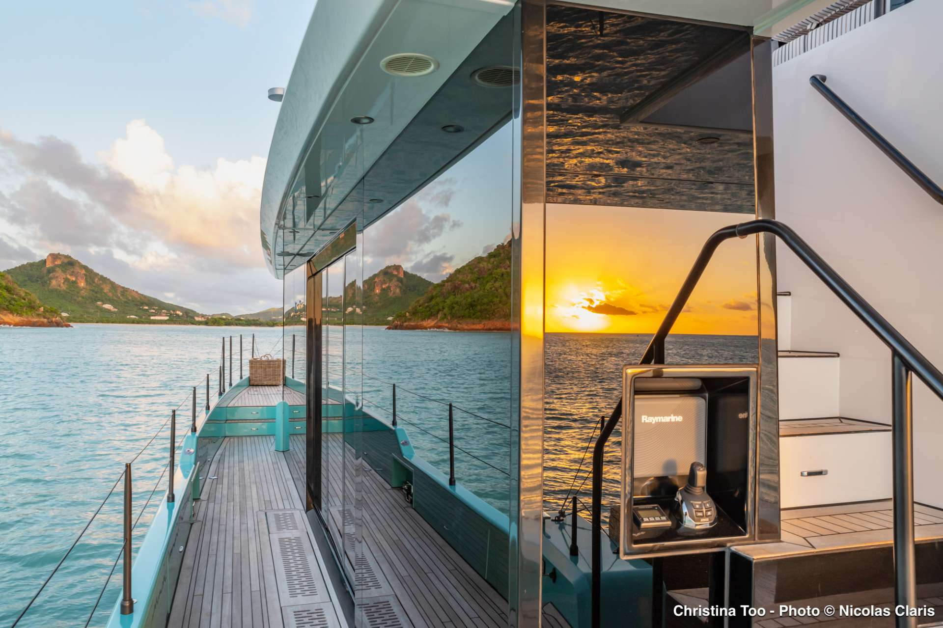 Image of CHRISTINA TOO yacht #18