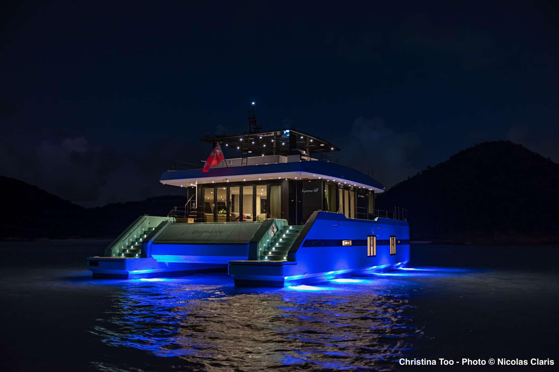Image of CHRISTINA TOO yacht #19