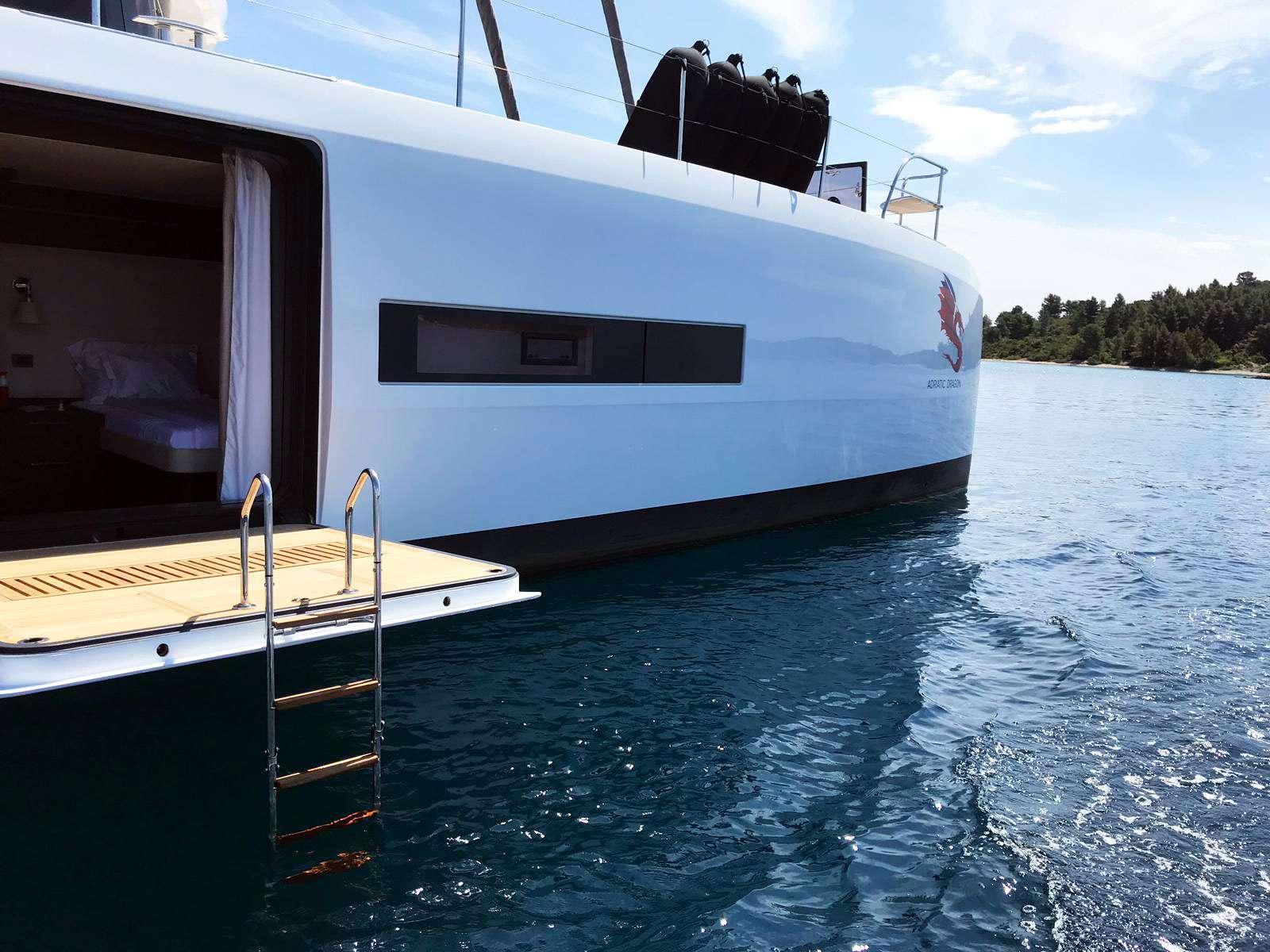 Image of ADRIATIC DRAGON (Lagoon 77) yacht #16