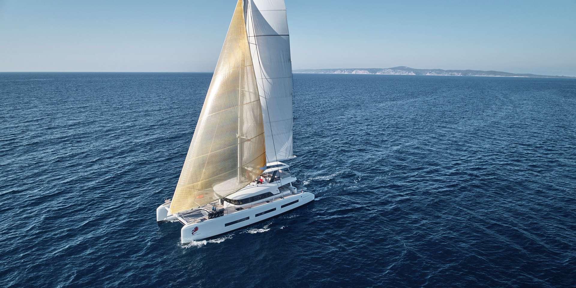 Image of ADRIATIC DRAGON (Lagoon 77) yacht #19