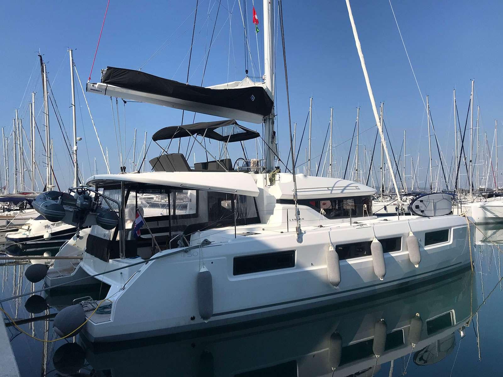 Image of KATKA (Lagoon 50) yacht #13