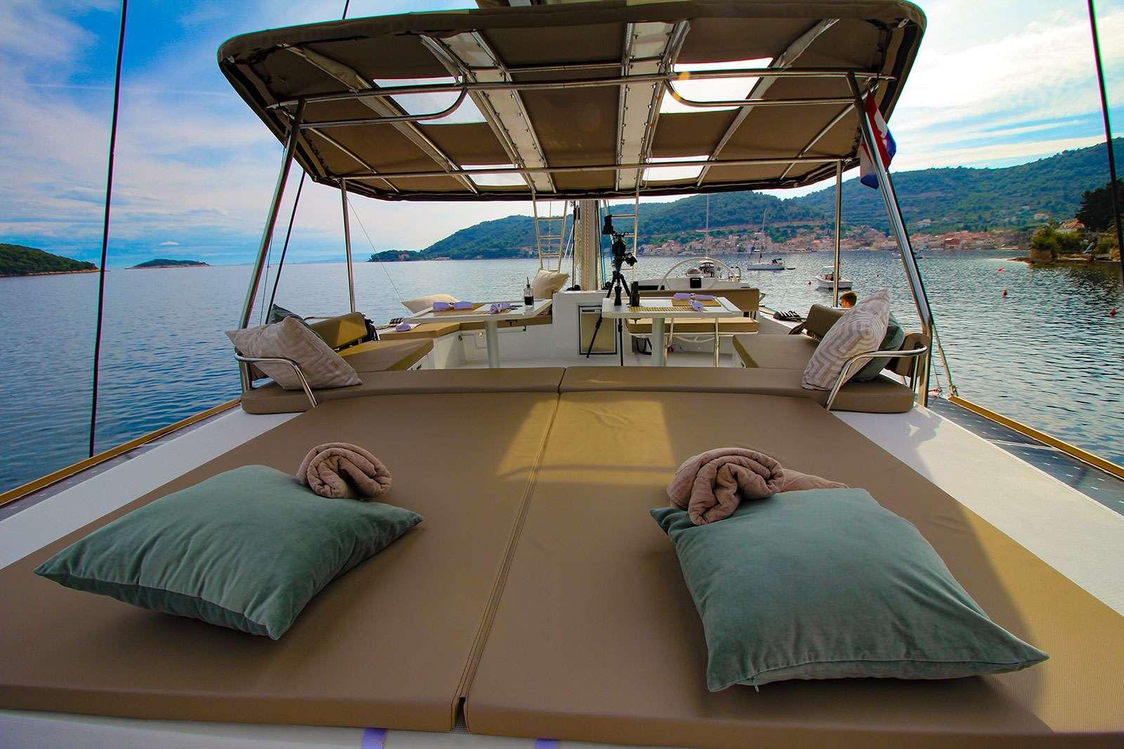 Image of NAMASTE OF BALI (Bali 5.4.) yacht #12