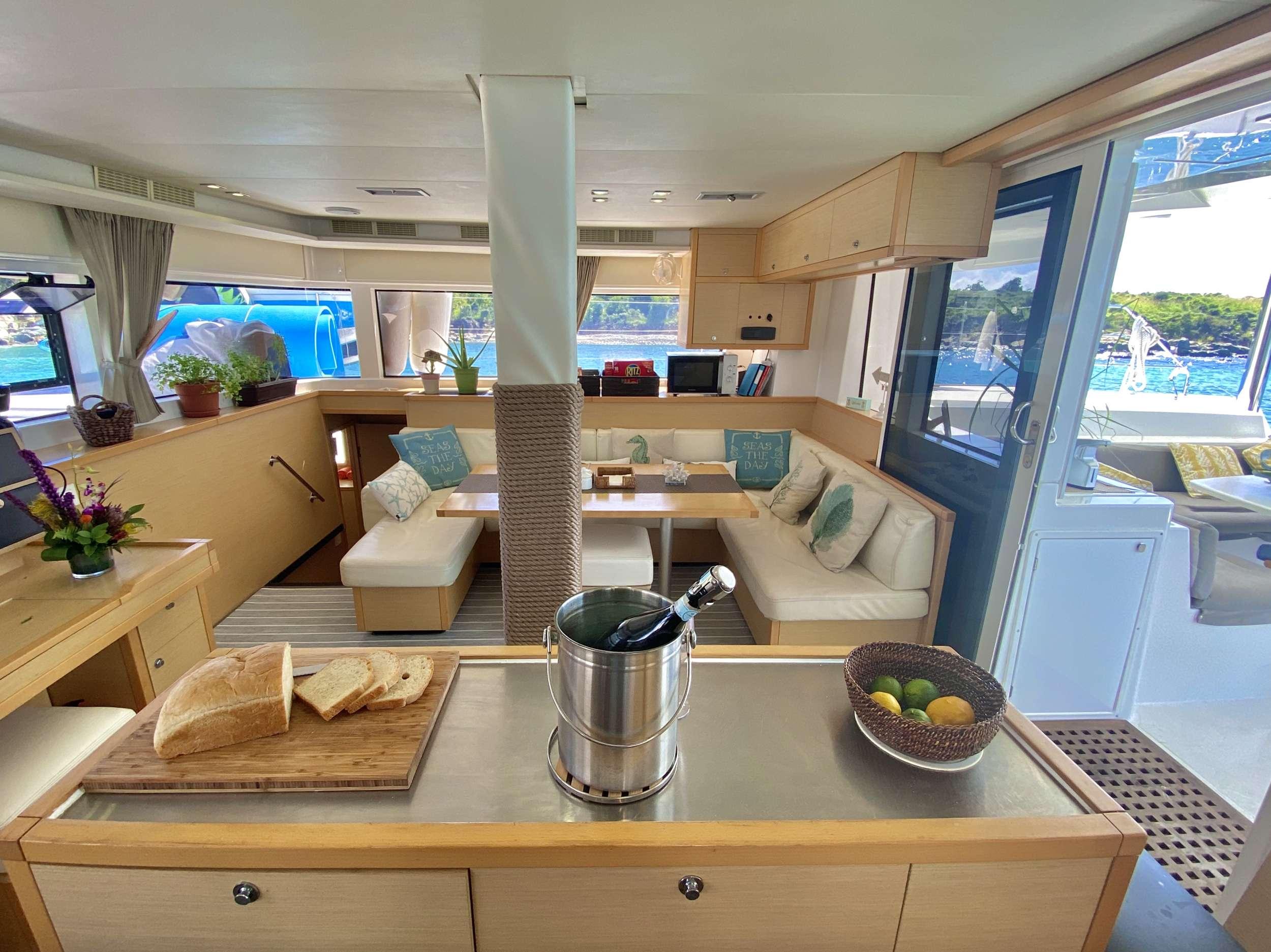 Image of RUMBA yacht #11