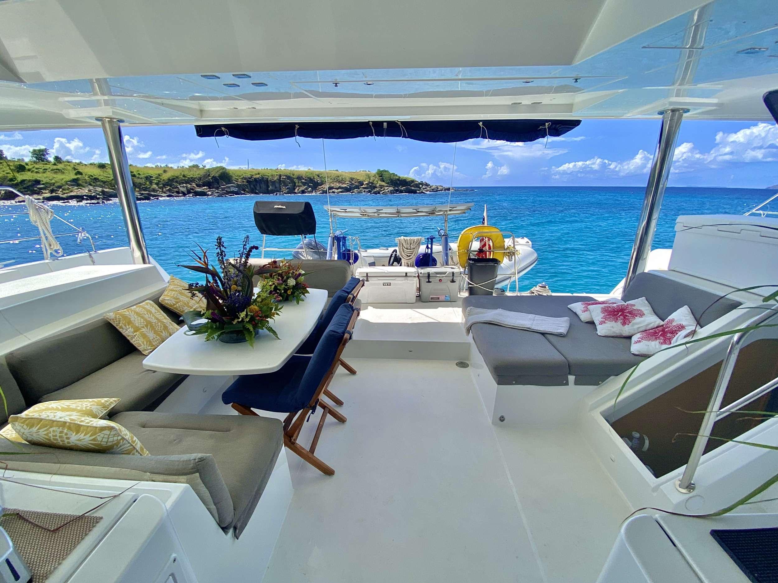 Image of RUMBA yacht #12