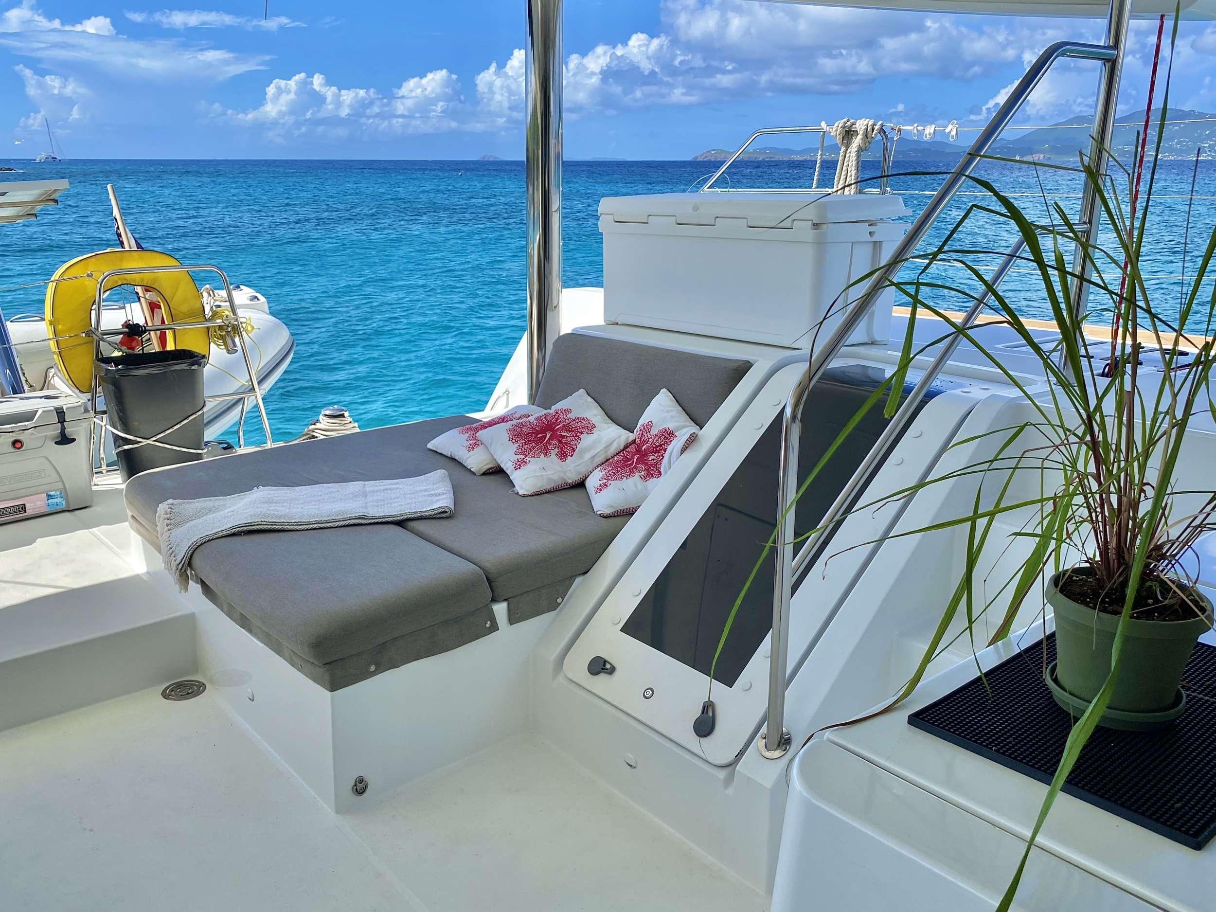 Image of RUMBA yacht #13