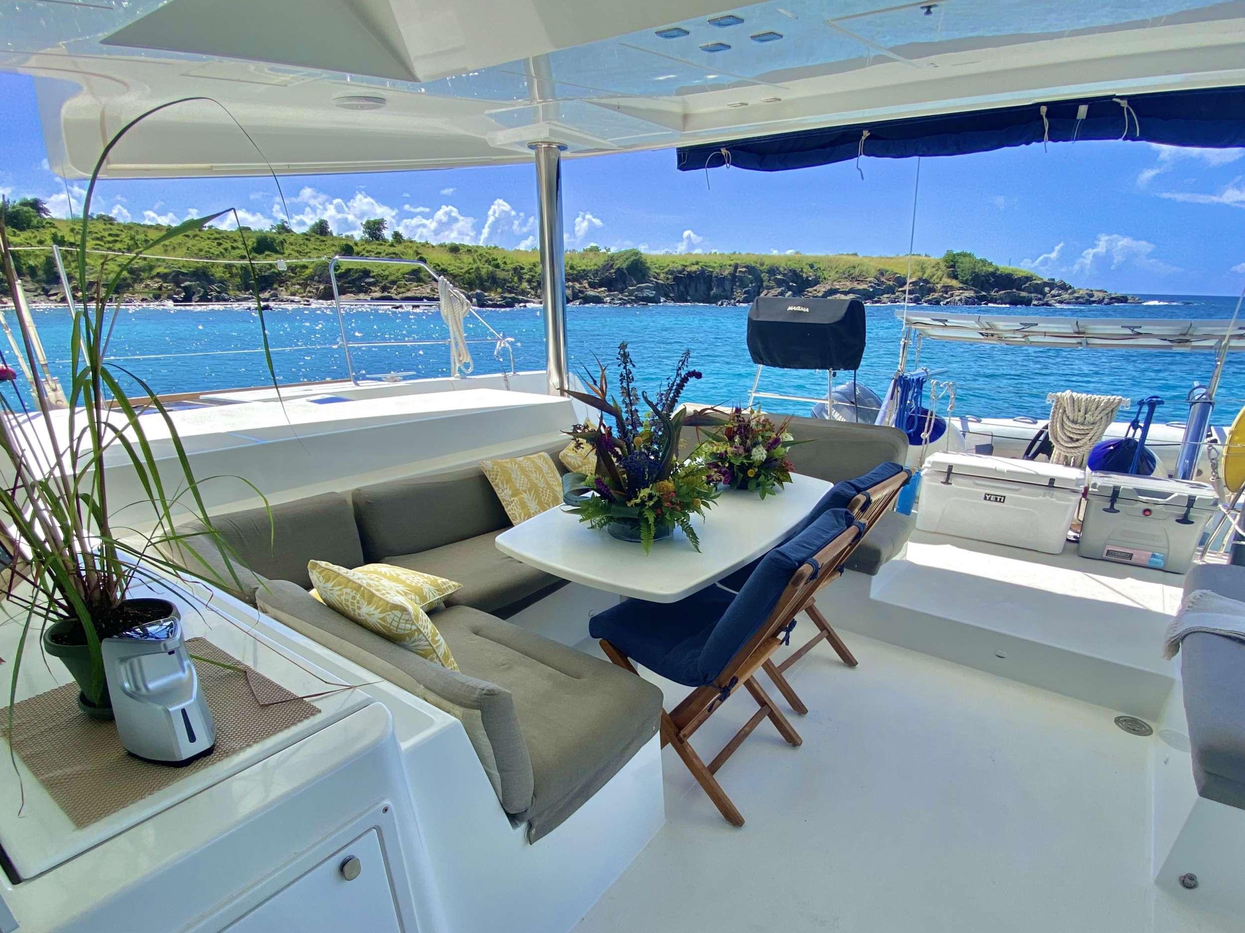 Image of RUMBA yacht #3