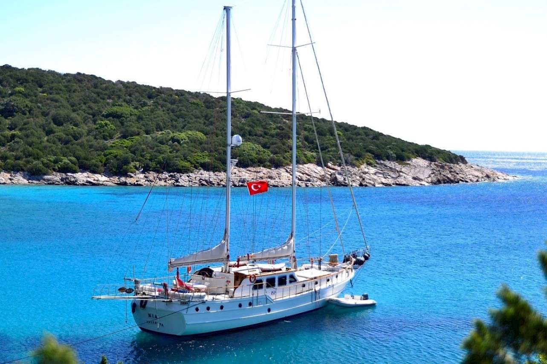 Main image of MIA 1 yacht