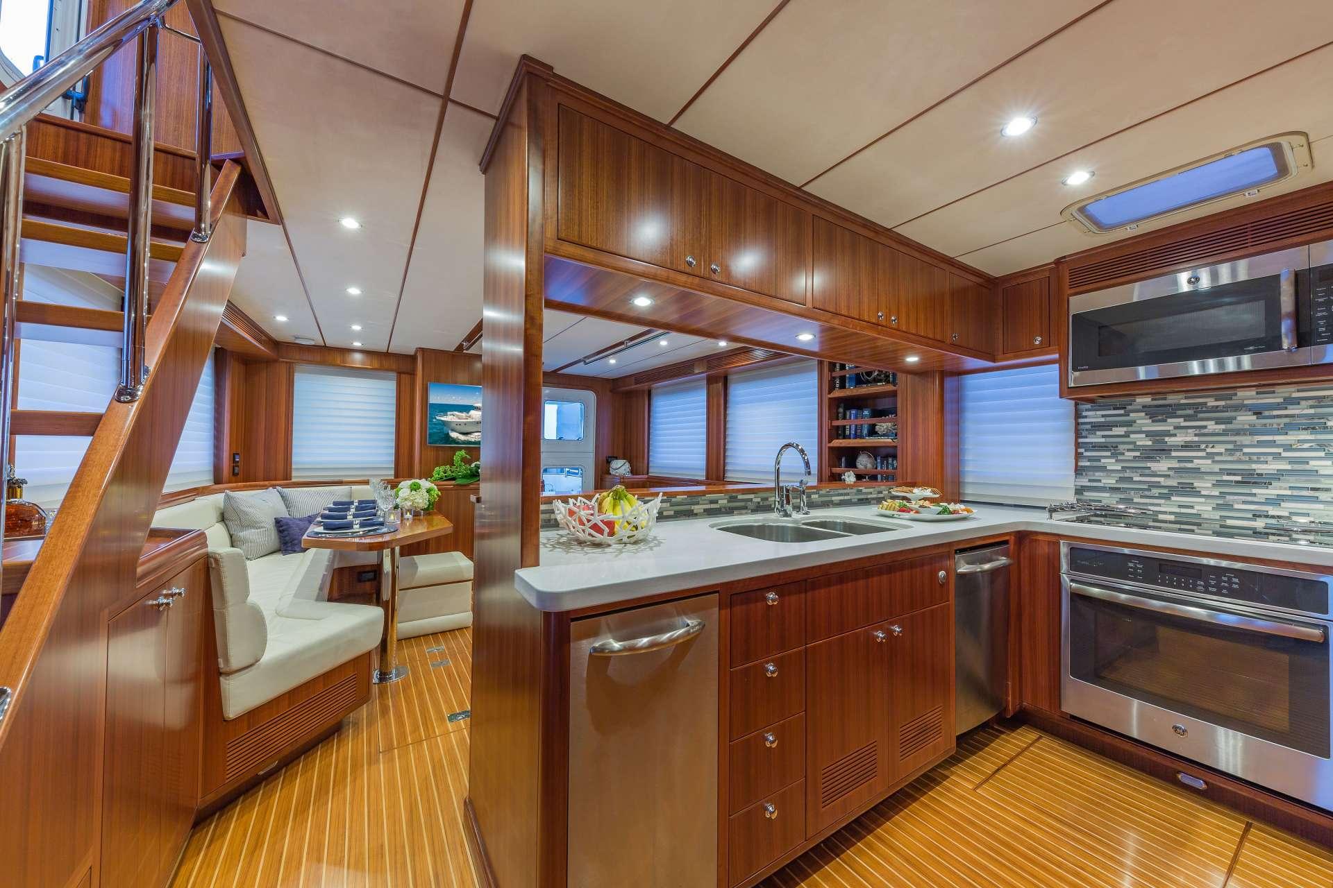 Image of ASTURIAS yacht #11